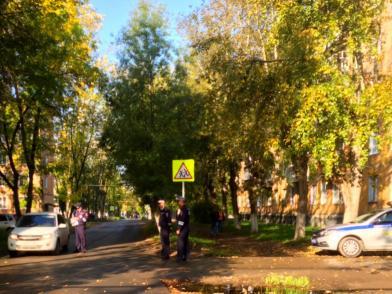 В Ивановской области сотрудники ГИБДД и «родительский патруль» проверили соблюдение требований безопасности при перевозке детей и наличие световозвращателей на одежде у школьников