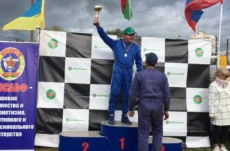 Александр Крайнов из Приволжска победил в международных соревнованиях по водно-моторному спорту