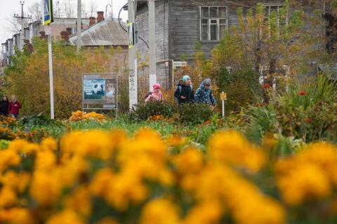 С 9 октября в Ивановской области начинается постепенное повышение температуры воздуха