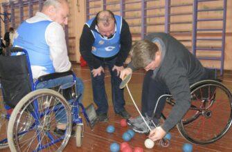 В Иванове определили лучших игроков в бочча среди спортсменов с ограниченными возможностями здоровья