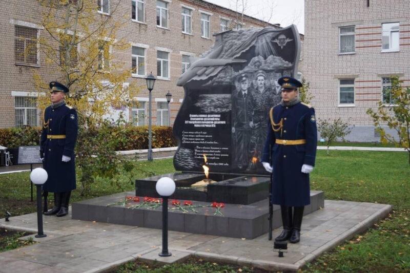 В Ивановской области почтили память погибших в авиакатастрофе воинов-десантников