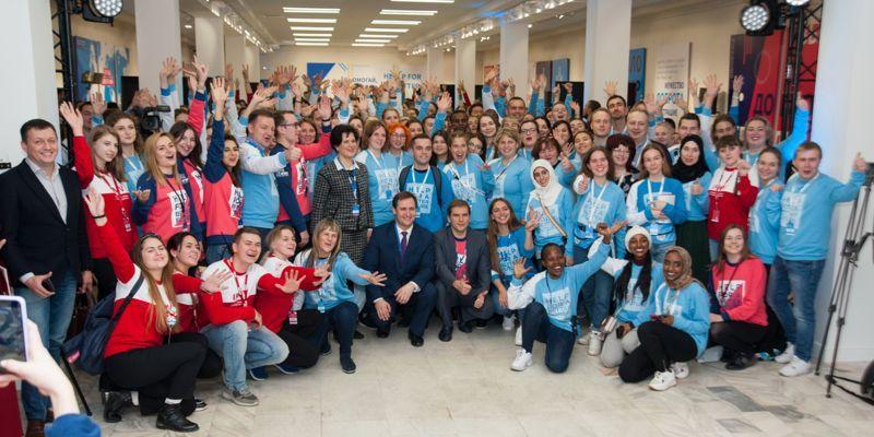В Иванове дан старт Международному форуму волонтеров-медиков