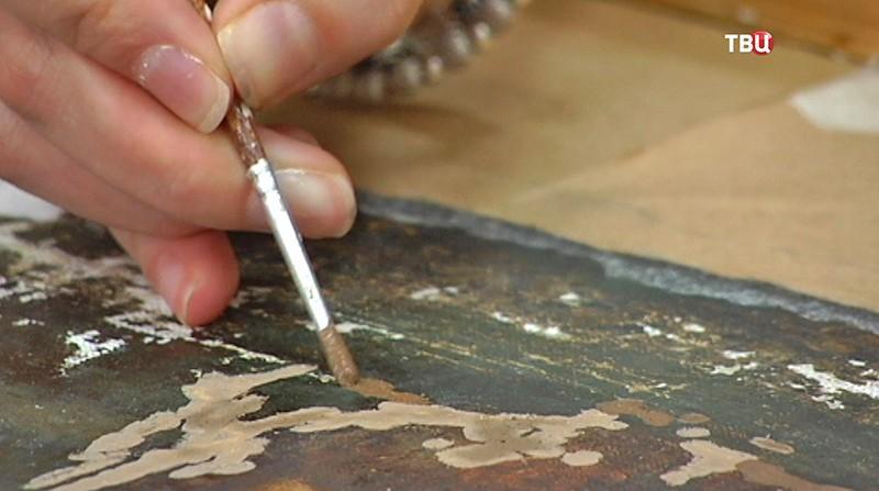 Выставка посвященная реставрации откроется 22 ноября