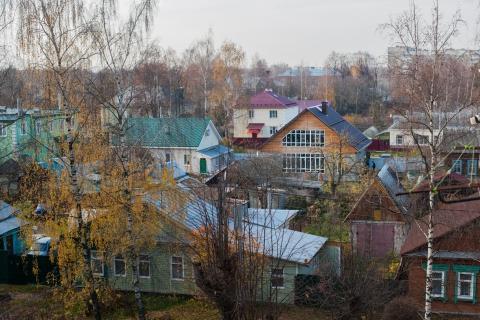 6 ноября в Ивановской области столбики термометров днем покажут до +12˚С