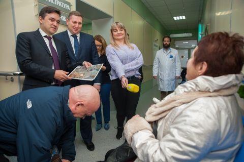 Ивановская больница запустила первое в регионе цифровое подразделение