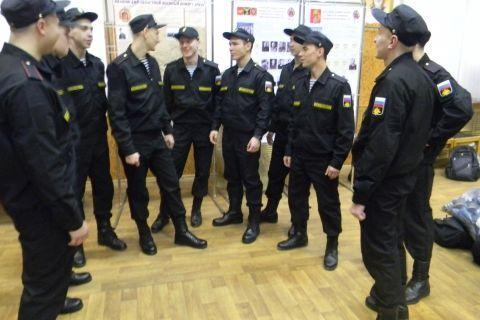 Впервые во время осеннего призыва ивановские новобранцы направлены на Черноморский флот
