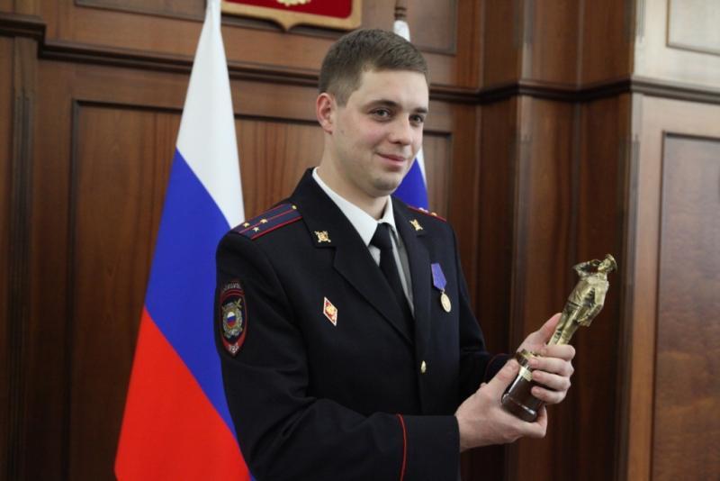 Ивановский полицейский победил во всероссийском конкурсе «Народный участковый»