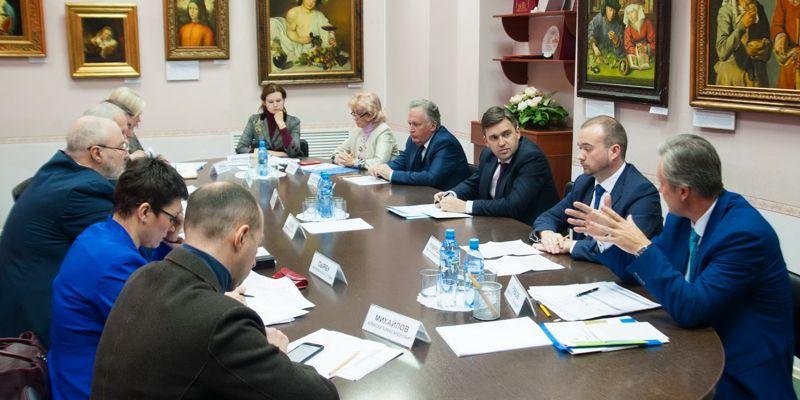 Губернатор встретился с ректорами вузов Ивановской области