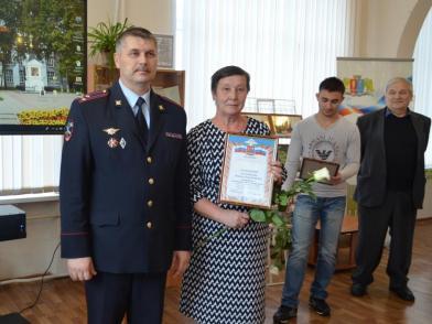 В Ивановской области прошла церемония награждения победителей региональных этапов ведомственных конкурсов «Открытый взгляд» и «Доброе слово»