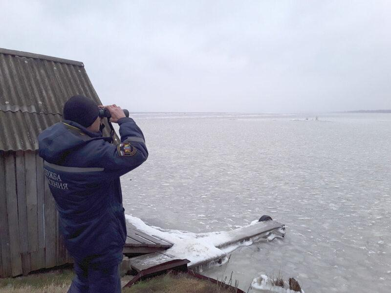 Ситуация на водоемах Юрьевецкого района под контролем