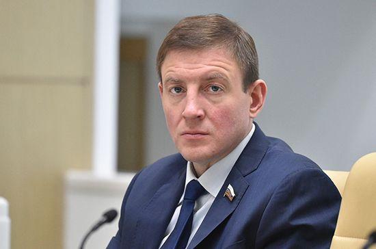 Андрей Турчак: «Единая Россия» поставит задачи по реализации Послания Президента фракции в Госдуме»