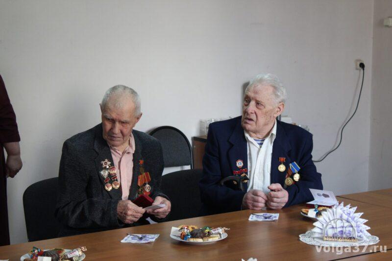 В Юрьевце вручили памятные медали 11 ветеранам