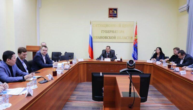 Представители Фонда ЖКХ оценили ход реализации программ переселения из аварийного жилья и капремонта в Ивановской области