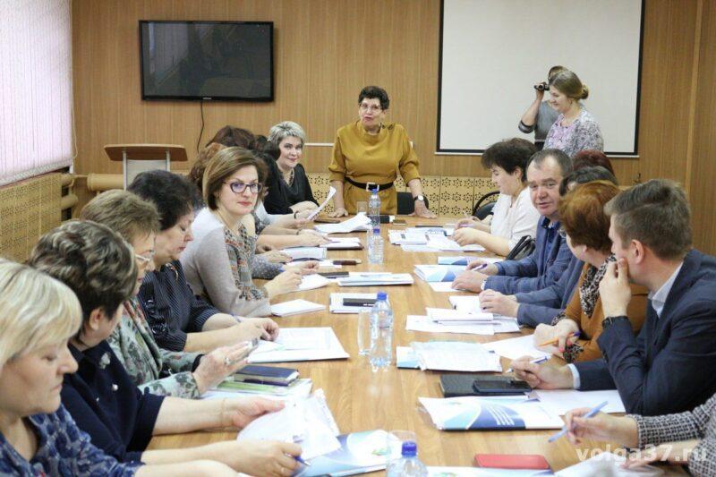 Руководители управлений образованием приехали в Юрьевец для участия в семинаре