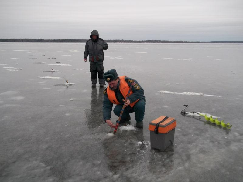 Советы любителям зимней рыбалки