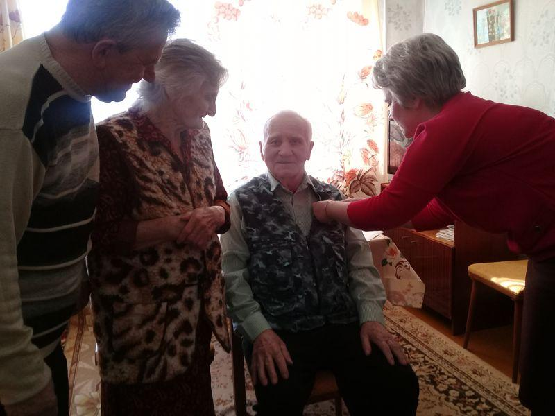 Награда к 75-летию Победы