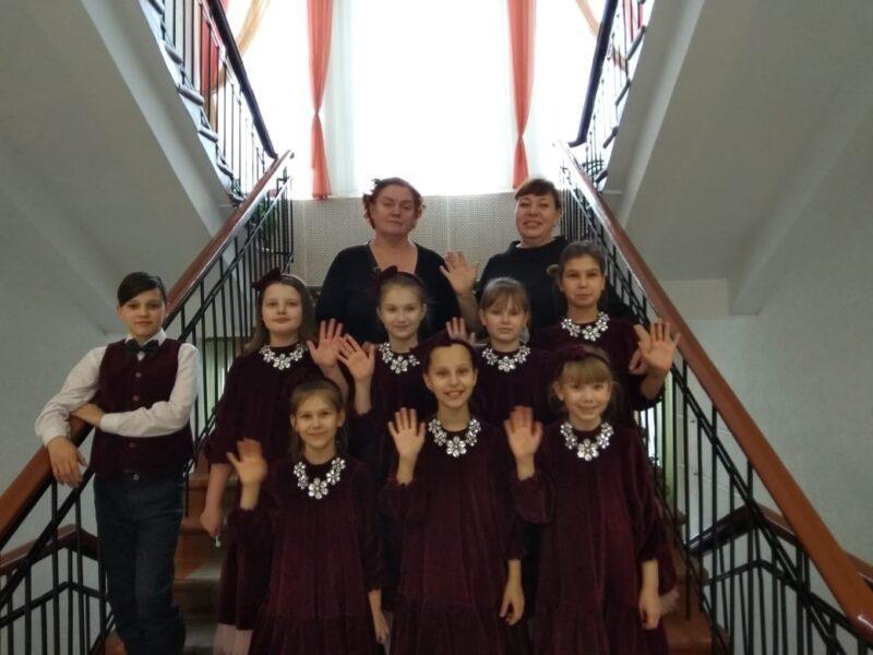 Младший хор Юрьевецкой ДШИ получил Диплом III степени на V Всероссийском конкурсе хоров