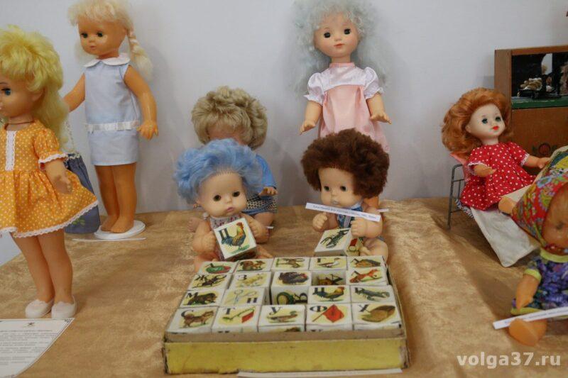 Открылась выставка «Моё счастливое детство»