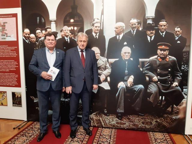Юрий Смирнов: Исторические выставки о Великой отечественной войне должны проходить ежегодно
