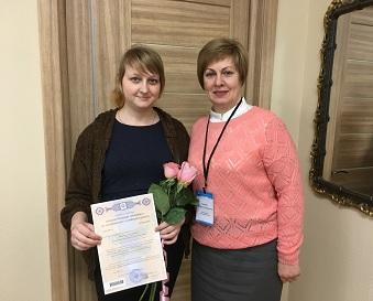 В Ивановской области вручен первый сертификат на материнский капитал за первого ребенка