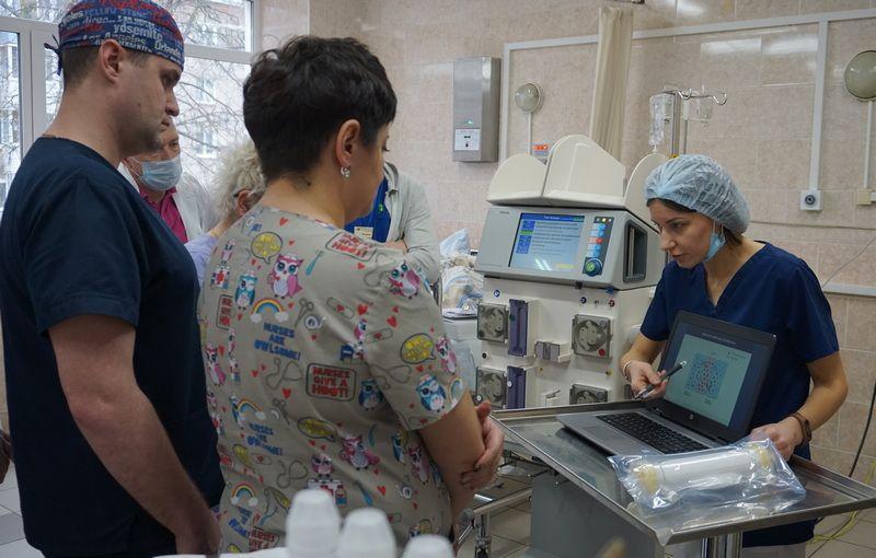 В одной из ивановских больниц появился аппарат детоксикации