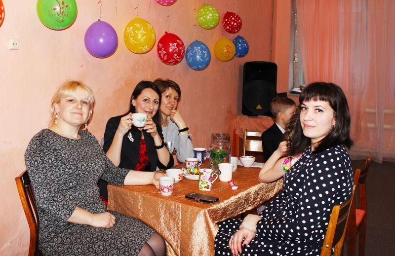 """В Михайлове состоялся вечер отдыха """"Для милых дам"""""""