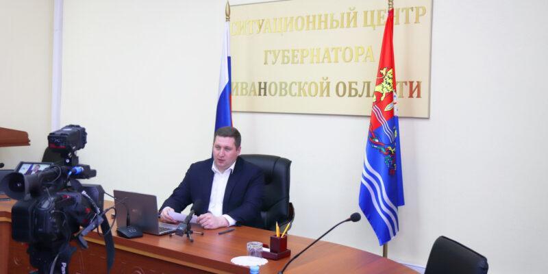 Брифинг по итогам заседания оперативного штаба по предупреждению распространения коронавирусной инфекции 25 марта
