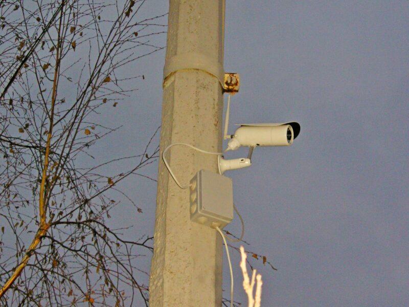 В Юрьевце установлена камера видеонаблюдения