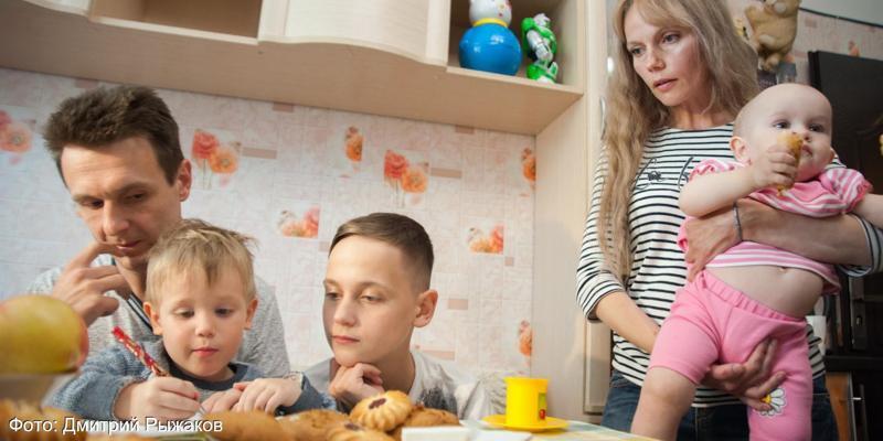 Более 11 тысяч семей в Ивановской области уже получили выплаты на детей до трех лет