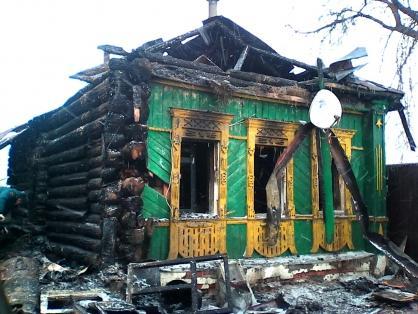 В Ивановской области мать заплатит штраф в размере 7 тысяч рублей за гибель сына на пожаре