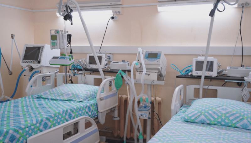 Ещё 200 коек развернут для пациентов с COVID-19