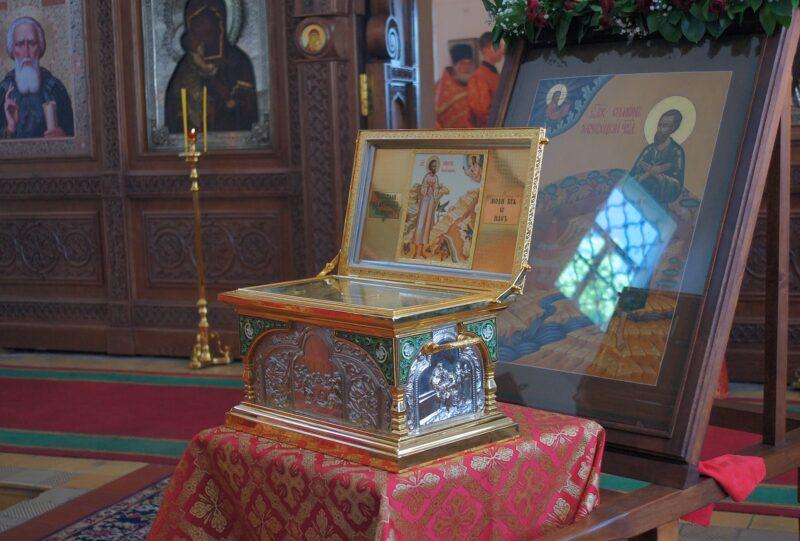 Праздник блаженного Симона в Юрьевце