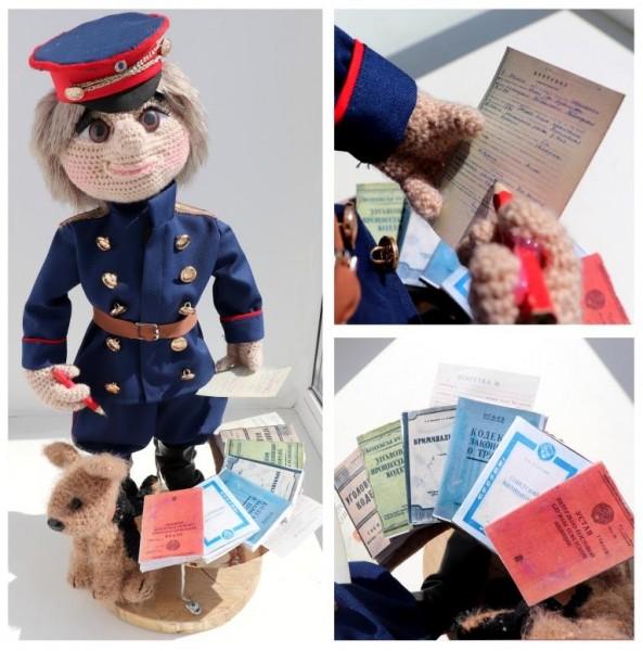 Голосование за лучшую работу Всероссийского конкурса детского творчества «Полицейский Дядя Степа» продолжается