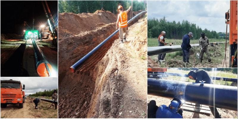 Для газификации Юрьевца построят более 35 км газораспределительных сетей