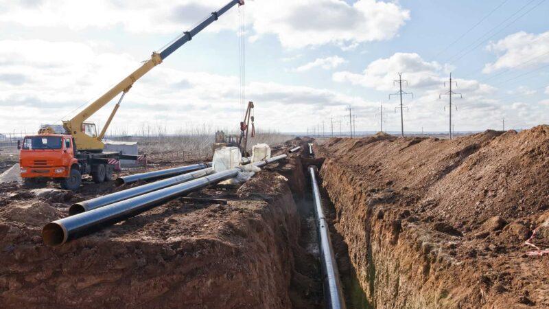 Газопровод Юрьевец – Пучеж готов наполовину