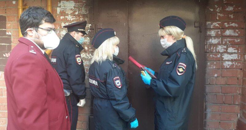 Правоохранители и Роспотребнадзор начали проверять соблюдение карантина по коронавирусу
