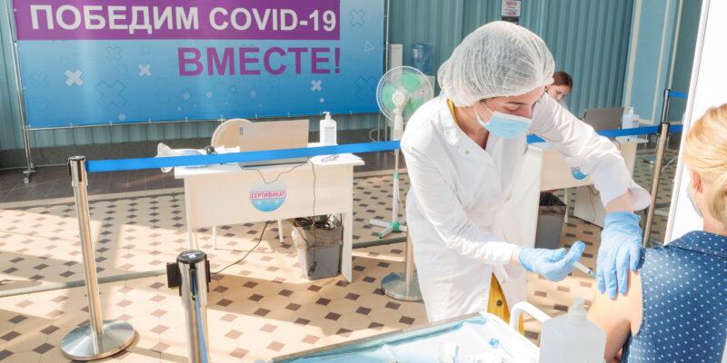 Изменения в указ губернатора о режиме повышенной готовности: достижение 80-процентного коллективного иммунитета